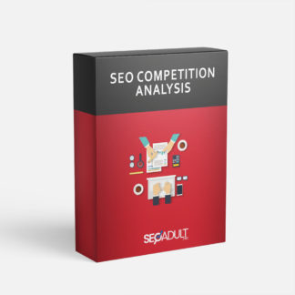 SEO competition analysis