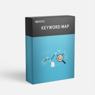 By keyword map