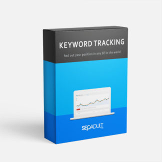 keyword tracking for your site